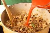 ひき肉のチリコンカンの作り方4