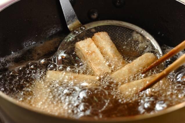 フライド長芋の作り方の手順3