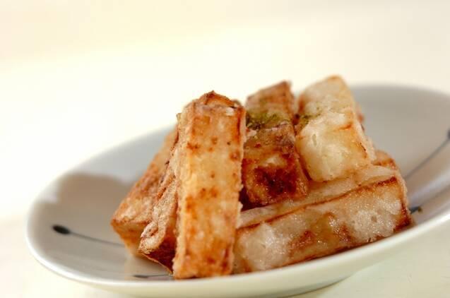 フライド長芋の作り方の手順4