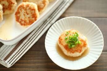 冷凍もできる作り置き!豆腐チキンバーグ