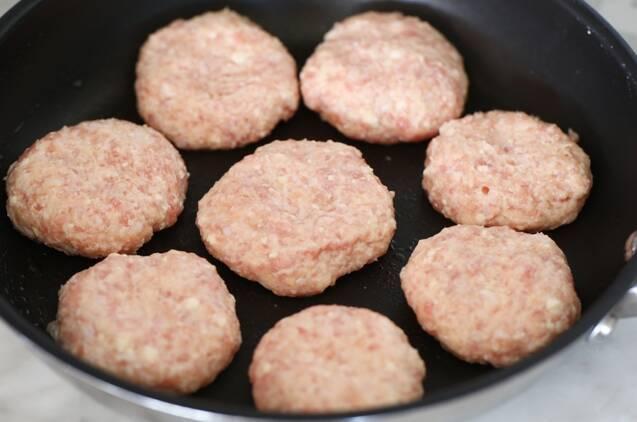 冷凍もできる作り置き!豆腐チキンバーグの作り方の手順4