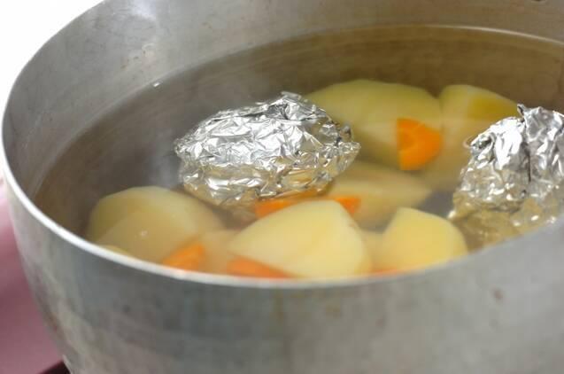 簡単ポテトサラダの作り方の手順7