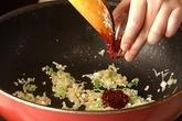 エビ・豆腐のチリソースの作り方2