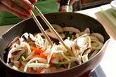 鶏肉のゴマホイル焼きの作り方9