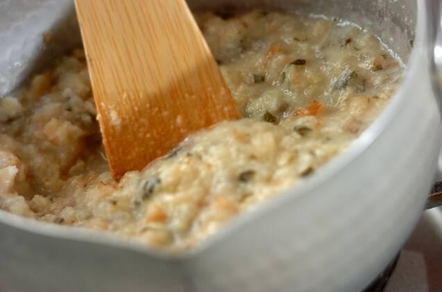 おでんで作る卯の花炊きの作り方の手順2