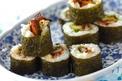 ウナギの巻き寿司
