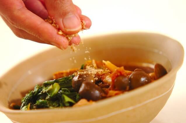 甘辛豚すき焼きの作り方の手順7