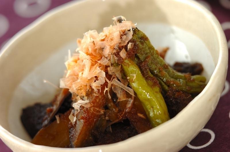 1. ナスの生姜煮