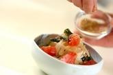 水きり豆腐のだし浸しの作り方3