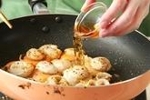 ホタテのバター焼きの作り方3