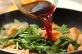 鶏むね肉のオイスター炒めの作り方5