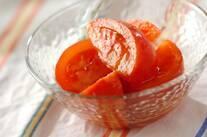トマト中華サラダ