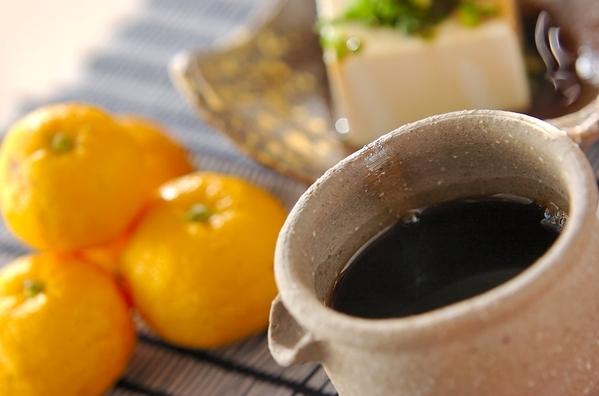 生搾りポン酢の画像