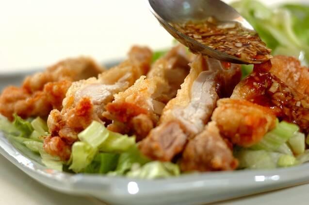 油淋鶏の作り方の手順6