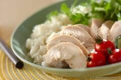 カオマンガイ風ご飯