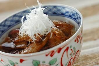 厚切り肉と甘辛ダレで絶品!十勝風スタミナ豚丼