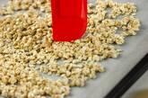 押し麦のグラノーラの作り方2