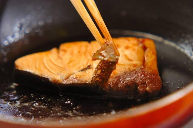 ブリの混ぜご飯の作り方の手順4