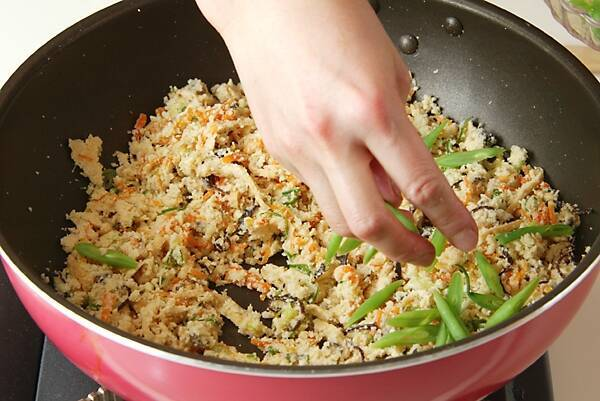 しっとり!具だくさんのおから煮の作り方の手順11
