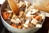 こっくり筑前煮の作り方9