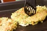 フワフワお好み焼きの作り方3