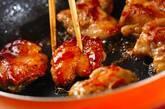 失敗しない鶏肉の照り焼きの作り方6