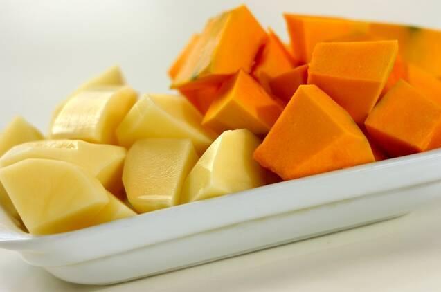 簡単ポテトサラダの作り方の手順1