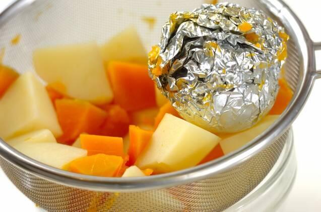 簡単ポテトサラダの作り方の手順4