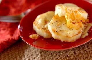 ホクホク!長芋のチーズソテー