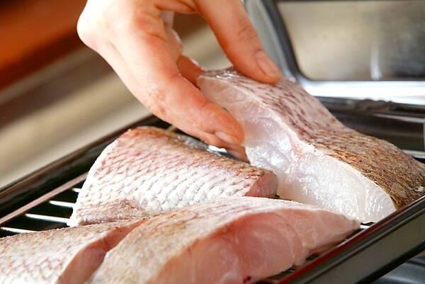 ふっくら鯛飯の作り方の手順5