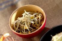 豆モヤシのナムル