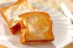 アーモンドクリームトースト