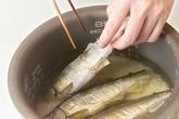 鮎ご飯の作り方2
