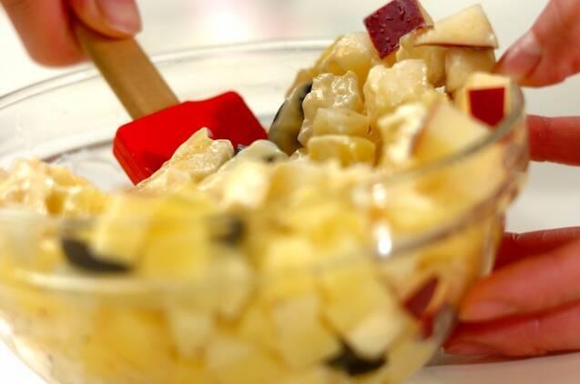 シンプルポテトサラダの作り方の手順3