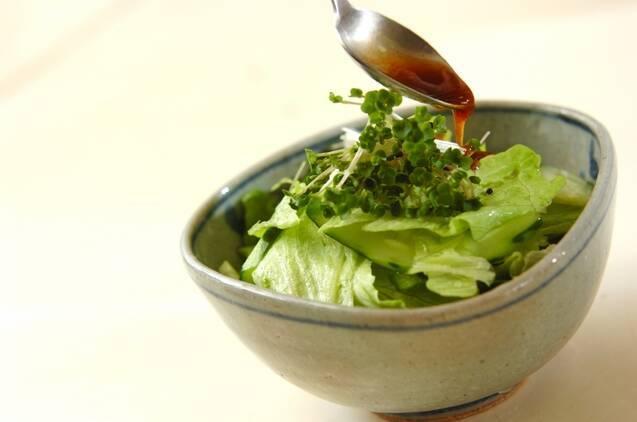 チョレギサラダの作り方の手順4