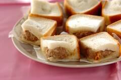 食パン肉まん