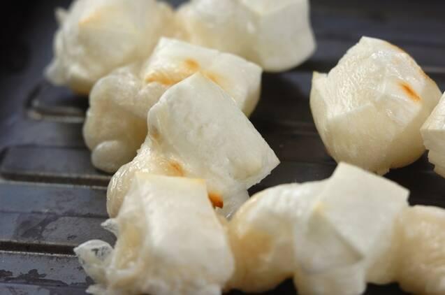 あんからめ餅の作り方の手順1