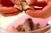 塩サバの混ぜご飯の作り方2