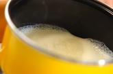 甘酒プリンの作り方2