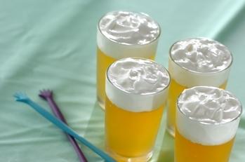 ビールみたいなリンゴゼリー