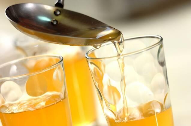 ビールみたいなリンゴゼリーの作り方の手順4
