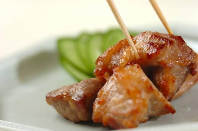 豚肉のエスニック揚げの作り方の手順4