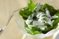 春野菜サラダ
