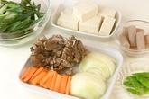 たっぷり肉豆腐の下準備1