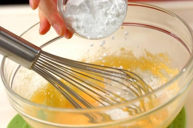 レモンのメレンゲタルトの作り方の手順8