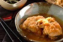 鶏肉のおろし煮