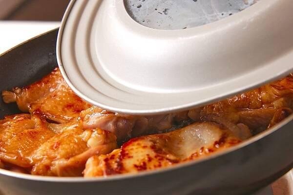 焼き鶏丼の作り方の手順6