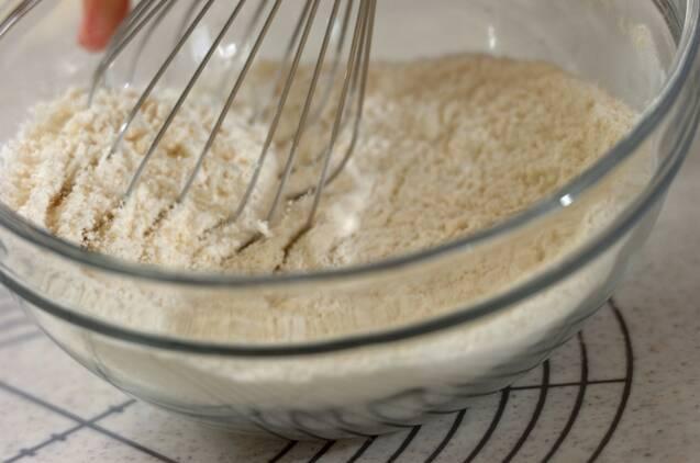 しょうゆ麹と黒豆のパンの作り方の手順2