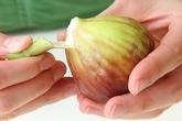 フルーツ盛り合わせの下準備2
