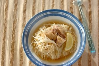フォー風素麺